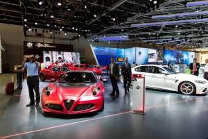 Dubai Motor Show 2015