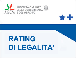 Rating legalità AVS Group